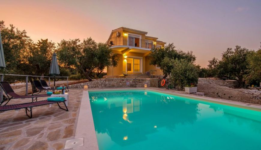 Villa Agnanti Paxos