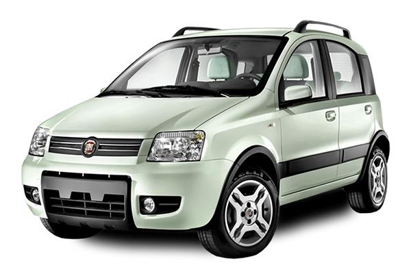 Fiat Panda 4x4 Open Top Car Hire