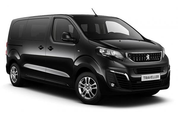 Peugeot Traveller Car Hire