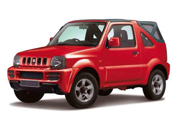 Suzuki Jimny Car Hire