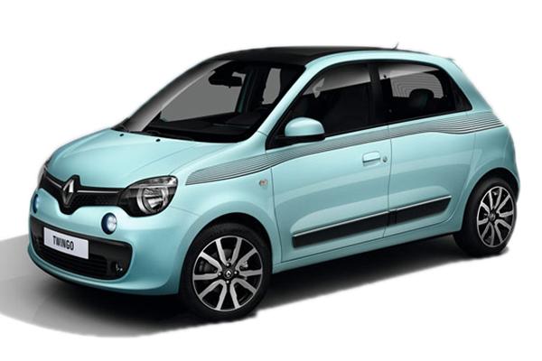 Renault Twingo Car Hire